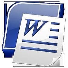 Hasil gambar untuk gambar office word