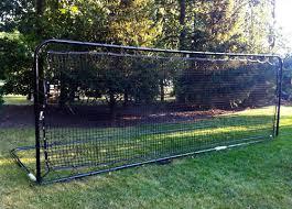 5x8 Gamemaker  Goalrilla Basketball Hoops Goals And Training Soccer Goals Backyard