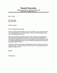 Simple Cover Letter Format Basic Letters For Resumes Moa Resume