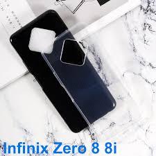 For Infinix Zero 8 8i Silicon Case Soft ...