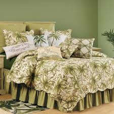 Palm Tree Bedroom Furniture Queen Size Bed With Palm Tree Bedding Tropical Palm Tree Bedroom