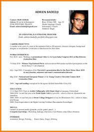 10 Cv Profile Examples Nycasc