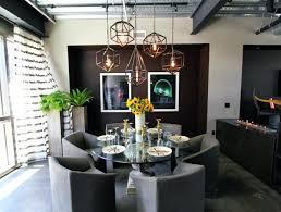 industrial dining room lighting stylish industrial dining room pendant lighting with modern