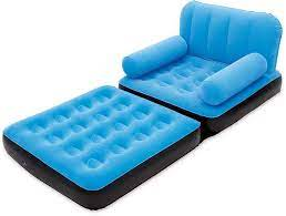 5 in 1 air sofa bed single super soft