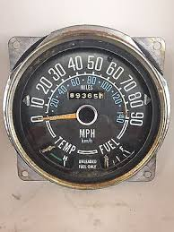 jeep cj5 used parts zeppy io amc jeep cj cj5 cj7 factory speedometer speedo original oem vintage rare