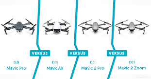 Mavic 2 Pro Vs Mavic 2 Zoom Vs Mavic Pro Vs Mavic Air Heliguy