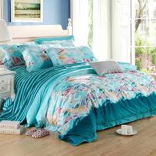watercolor comforter sets aqua teal and pink watercolor patchwork graffiti and candy stripe unique full queen
