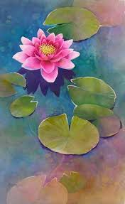 water lily painting best 25 water lilies painting ideas on monet water template