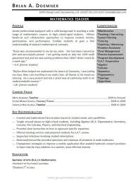 Best Resume Format For Teachers Resume Sample