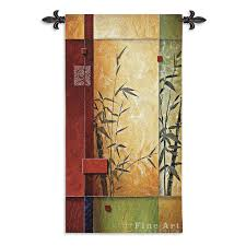 garden dance i modern tapestry wall hanging abstract design h53 x w26  on tapestry art designs wall hangings with garden dance i modern tapestry wall hanging abstract design h53