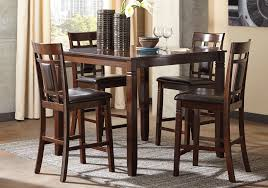Home / Shop Dining Room Counter Height Bennox 5pc. Set | Louisville Overstock Warehouse