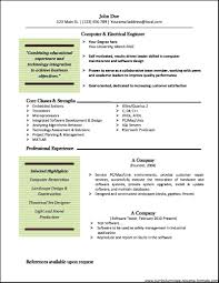 28 Open Office Resume Templates Free Professional Cover Letter
