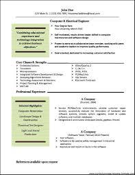 25 Open Office Resume Templates Free Open Office Resume Wizard