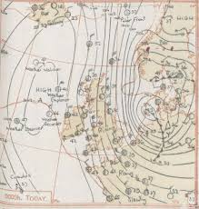 Synoptic Chart File Synoptic Chart Met Office Daily Weather Report North
