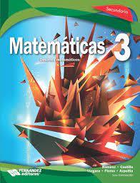 Busca tu tarea de matemáticas 2. Matematicas 3 Desafios Matematicos Libro De Secundaria Grado 3 Comision Nacional De Libros De Texto Gratuitos
