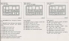1996 toyota fuse box diagram 1996 wiring diagrams online