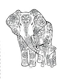 Coloring Pages Elephant Elephant Coloring E Is For Elephant Coloring