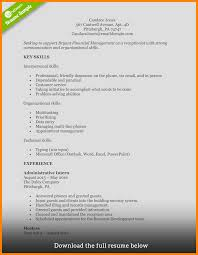 Receptionist Resume 100 Perfect Receptionist Resume Address Example 98