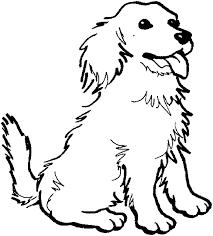 Cucciolo Occhi Dolci Sorridente Da Colorare Disegni Da Colorare