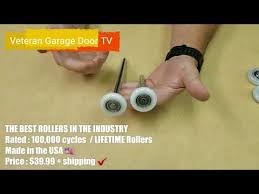 the best garage door roller in the industry z bearing roller