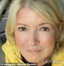 martha stewart 77 revealed on insram that she recently ed