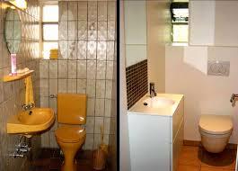 Badezimmer Fliesen Streichen Vorher Nachher Sammlungen Kleines Bad