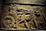 mesopotamia Chariot