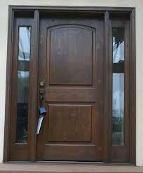 home depot solid wood front door is best place to return for doors homes remodel 12