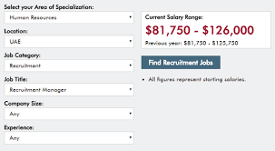 average salary calculator how much should you earn in the uae this calculator will tell you