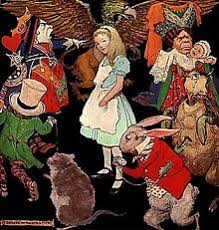 The knave has been accused of stealing the queen's tarts. Alice S Adventures In Wonderland Wikipedia
