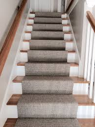 wool stair runner. Exellent Stair Woven Wool Stair Runner That We Fabricated Using A Fold And Stitch Method And Wool Stair Runner M