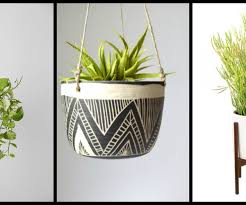 ... Large-size of Sparkling Stand Wish List Planters Pots As Wells As  Magical Thinking Hanging ...