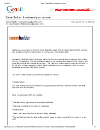 Careerbuilder Resume Search Career Builder Resumes Therpgmovie 12