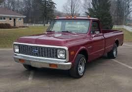 1971 Chevrolet C10 for sale #2042679 - Hemmings Motor News