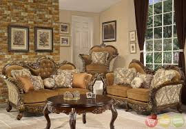antique style living room furniture. Formal Sofa \u0026 LoveSeat Living Room Set Antique Style Traditional Couch HD-260 Furniture