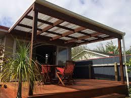 home decks outdoor areas