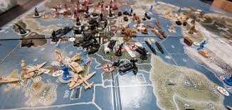Axis And Allies Global 1940 For First Time Players Axis