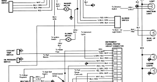 1984 ford bronco instrument panel wiring diagram all about 1984 ford bronco instrument panel wiring diagram all about wiring diagrams