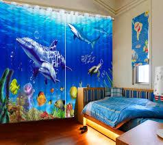 Ocean Decor For Bedroom Ocean Window Curtains Promotion Shop For Promotional Ocean Window