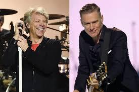 <b>Bon Jovi</b> Announce <b>New</b> Tour With Bryan Adams