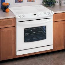 30 inch drop in electric range. Fine Drop Frigidaire 30Inch DropIn Electric Range Color White And 30 Inch Drop In I