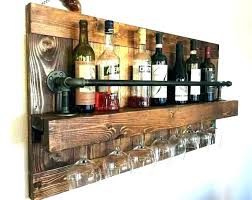 full size of wooden wine storage cabinets glass shelves crates rustic racks rack wall furniture agreeable