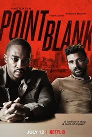 Image result for point blank poster
