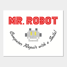 585734 1 on mr robot wall art with mr robot dark mr robot wall art teepublic