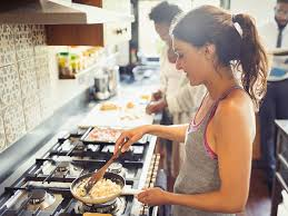 exercise and best foods to eat afterward