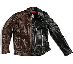 motorcycle gear jackets leather impact protection