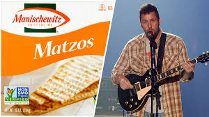 adam sandler offered matzos for life to pen pover song