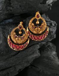 Chandbali Design Its Time For Some Desi Swag With Chandbali Earrings