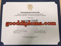 buy georgetown university degree fake diploma and transcript online