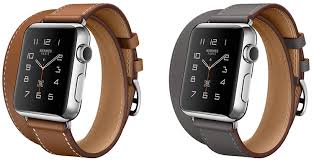 apple watch hermes new fashion tech collaboration apple watch hermes double tour for her only